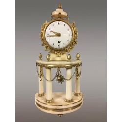Louis XVI period clock