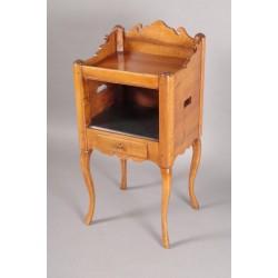 Walnut Encasement Table In The Axe Goet