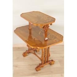 Tea table - Émile Gallé (1846-1904)