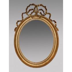 Golden Mirror Louis XVI Style