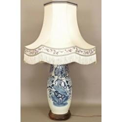 Large Chinese Porcelain Lamp