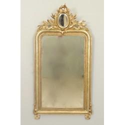 Napoleon III Golden Mirror