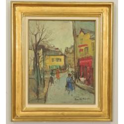 Rues De Paris By Van Den Bussche