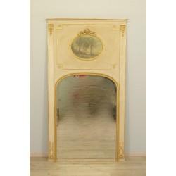 Trumeau Mirror Louis XVI style