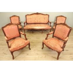 Louis XV style lounge