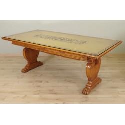 Renaissance style table Christian Krass