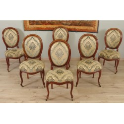 Six Chairs Napoleon III