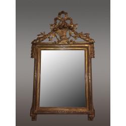 18th Century Provencal Mirror