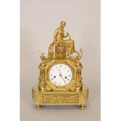 Empire Clock Allegory Of Faithfulness