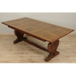 Renaissance Style Dining Room Table