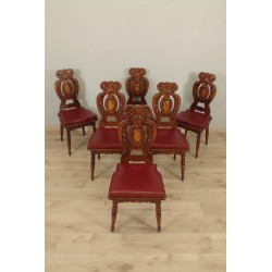 Chaises Style Renaissance
