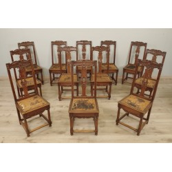 Renaissance Style Dining Room Chairs