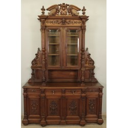 Renaissance Style Dining Room Sideboard