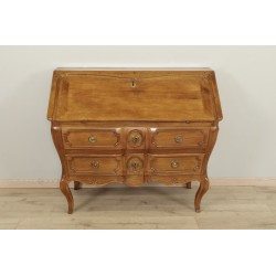 Louis XV Scriban chest of drawers