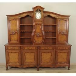 Bressan style dresser-clock buffet
