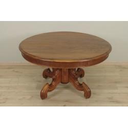 Napoleon III Dining Room Pedestal Table