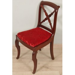 Restoration period chair