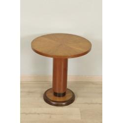 Art-Deco Pedestal Table