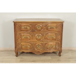 18th Century Lyonnais chest of drawers