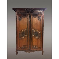 Armoire Normande Beginning of the XIXth Century