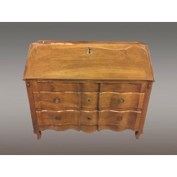 Louis XV 18th century Scriban chest of drawers