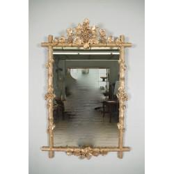 Wooden Mirror 1900