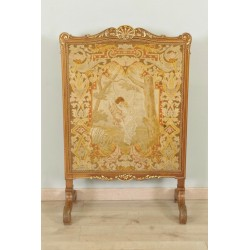 Fireplace Screen Louis XV Style