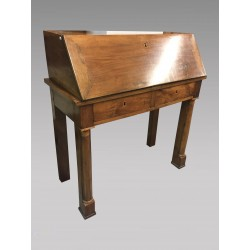 Empire period sloping desk