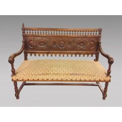 Canapé style Renaissance
