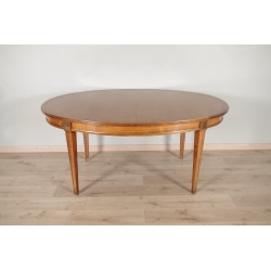 Directoire style dining table
